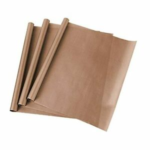 3 Pcs Ptfe Teflon Sheets For Heat Press Transfers Sheet 16 X 16 Non Stick Mat