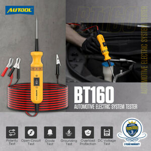 6 24vdc Car Circuit Tester Electronic System Diagnostic Tool Power Probe Tester