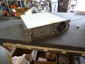 Pacific Power Source Model 1 x Wide Band Amplifier 323k vr 2 25kva W 1 x 1