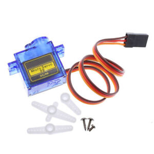 Mini Sg90 Sg 90 Gear 9g Micro Servo For Rc Airplane Helicopter Car Boat Robot