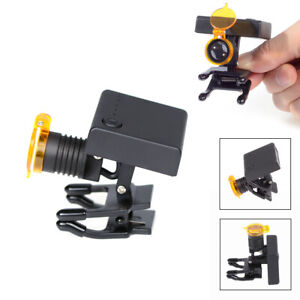 3w Dental Led Wireless Headlight Lamp With Optical Filter For Binocular Loupes