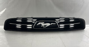 2013 2014 Mustang V6 Base Coupe Convertible Front Grill Grille W Emblem Oem