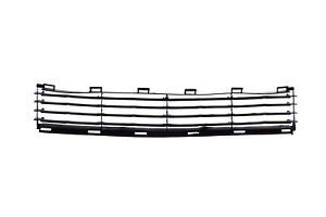 Front Lower Bumper Matte Black Grille Replacement Fit 04 09 Toyota Prius Hybrid