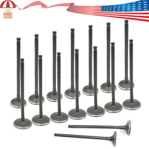 Fit For 99 11 Subaru Forester Impreza Legacy 2 5l Ej25 Intake Exhaust Valves