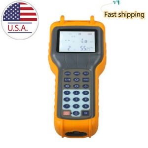 New Ry s110 Signal Level Meter Catv Meter Cable Tv Db Tester 47 870mhz Us