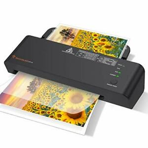 Laminator Machine 9 Inches Thermal Laminator With Hot And Assorted Sizes
