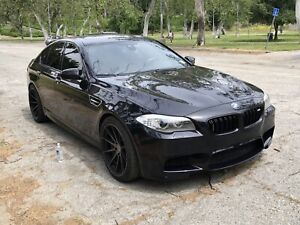 20 Vertini Rf1 3 Tinted Black Concave Wheels For Bmw M5 M6 W tires