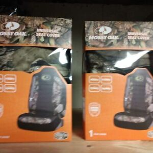 Mossy Oak Pair Of Universal Seat Covers