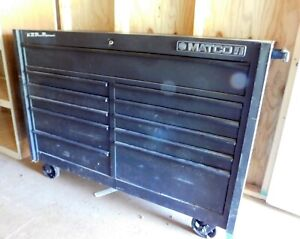 Matco Custom 11 Drawer Tool Box