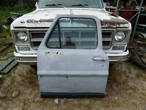 68 69 70 71 72 Ford Truck F100 F250 F350 Ranger Xlt Drivers Side Ds Door