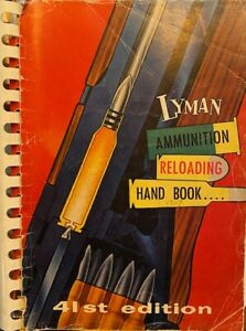 #x27;LYMAN AMMUNITION RELOADING HAND BOOK#x27; Firearms Shooting Safety Tips Products $24.95