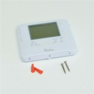 Robertshaw Programmable Multi stage 2h 1c 7 Day Wall Thermostat Rs9210