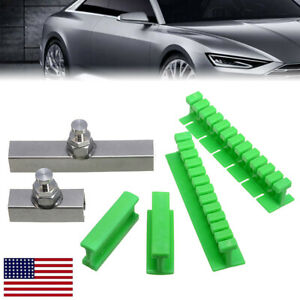 6pcs Car Body Slide Hammer Paintless Dent Repair Tools Lifter Removal Puller
