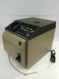 Barnstead Sybron Steam Sterilizer C2250 Autoclave Working Free Ship Selling Asis