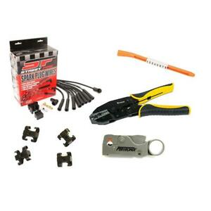 Msd Street fire Wire Set And Install Kit Multi angle Stock hei