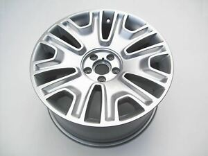 Bentley Flying Spur Alloy Wheel 19 Inch Silver 4w0601025b