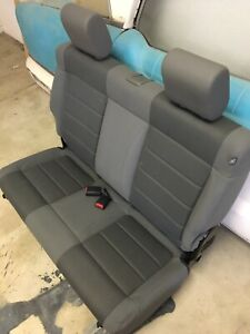 New 2007 2018 Jeep Wrangler Jk Rear Seat Slate Two Door Third Row Conversion Oem