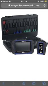 Otc 3895 Genisys Touch Deluxe Scan Tool Kit