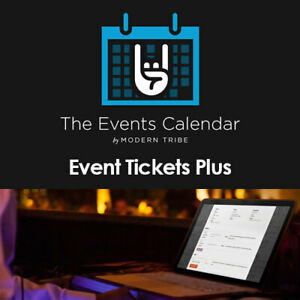 The Events Calendar Event Tickets Plus Gpl Wordpress Plugins And Themes