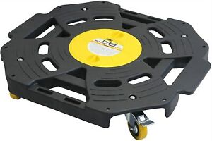 Rolling Tire Dolly Wheel Mover Transport Storage Truck Car Garage Shop Equipment