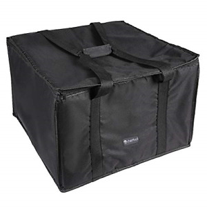 Cherrboll Insulated Pizza Delivery Bag 20 By 20 By 14 inch Commercial Grade