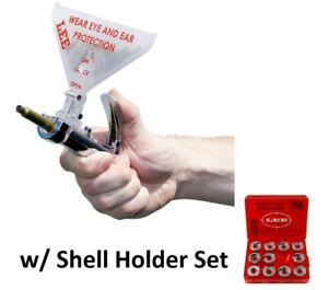 Lee Auto Prime Hand Priming Tool 90230 w Lee Shell Holder Set 90198 NEW $44.98