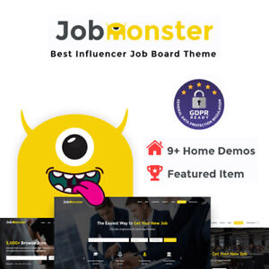 Jobmonster Job Board Wordpress Theme Wordpress Plugins And Themes