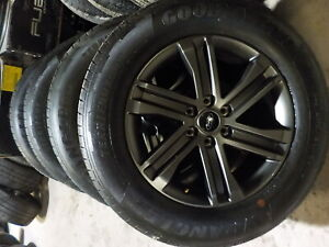 4 Ford 2021 F150 Factory 20 Wheels Tires 413a