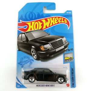 Hot Wheels 1 64 2021 H Case Volvo Benz 500e Metal Diecast Model Car