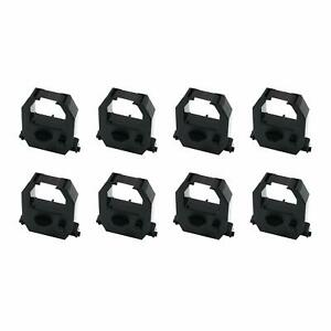 Printerfield 8 Pack Compatible Time Clock Ink Ribbon Replacement Vertex Tr810