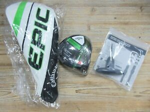 Brand New Callaway Epic Max Ls 9 Driver Head Only Hc And Wrench Included