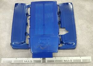 Ford Mustang 05 09 V8 Plenum Fuel Rail Covers And Mounts Nos Many More Colors