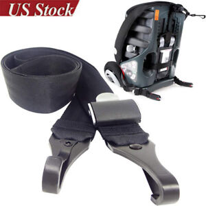 Isofix Latch Belt Connector Interface Baby Car Seat Capsule Anchor Isofix Latch