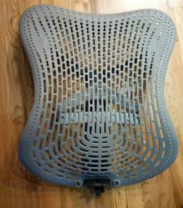 Herman Miller Mirra Chair Replacement Graphite Back