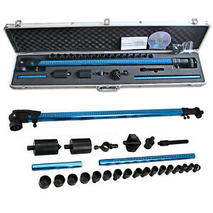 2d Measuring System Auto Body Frame Machine Rack Tramgauge Perfect Solution