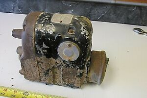 Old American Bosch 4 Cylinder Tractor Magneto Rebuild Stock Lot D