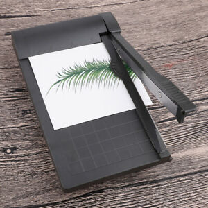 Card Paper Cutter Home Office Page Trimmer Guillotine Blade Scrap Booking
