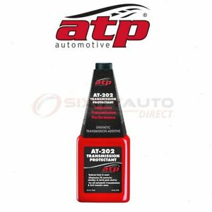 Atp Transmission Fluid Additive For 1984 1990 Ford Bronco Ii Automatic Cg