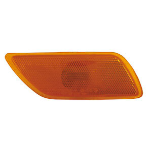 Fo2551141c Marker Lamp Assembly Front Passenger Side Fits 2005 2007 Ford Focus