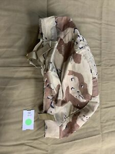 US Helmet Cover Chocolate Chip Camouflage $10.00