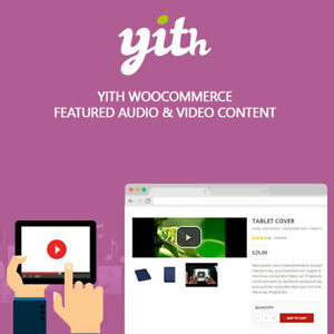 Yith Woocommerce Featured Audio Video Content Gpl Wordpress Plugins And T