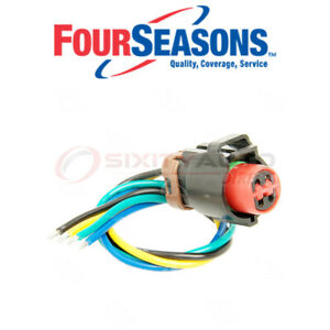 Four Seasons A c Compressor Cut Out Switch Harness For 1995 2001 Ford F 250 Ez