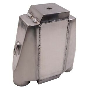 Universal Water To Air Intercooler 12 x10 x4 5 3 Same Side Inlet Outlet