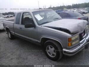 Automatic Transmission 2wd 4l60e 8 350 Fits 96 Chevrolet 1500 Pickup 1226914