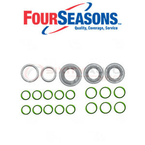 Four Seasons A c System O ring Gasket Seal Kit For 1994 2001 Dodge Ram 2500 Tb