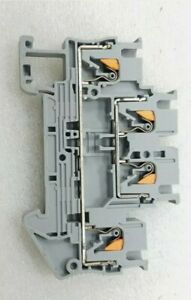 Qty 10 Phoenix Contact 3210567 Pttb2 5 Terminal Block For Din Rail Mounting
