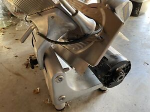 Powerline Equipment Company Ps 12 Commercial Meat Slicer