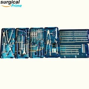 Minimally Invasive Spine System Spinal Instruments Set German Quality