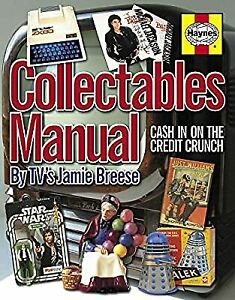 Collectables Manual Cash In On The Credit Crunch Breese Jamie Used Good Boo