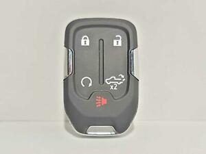 19 Chevy Silverado 1500 Key Fob Oem Used With Power Tailgate And Remote Start